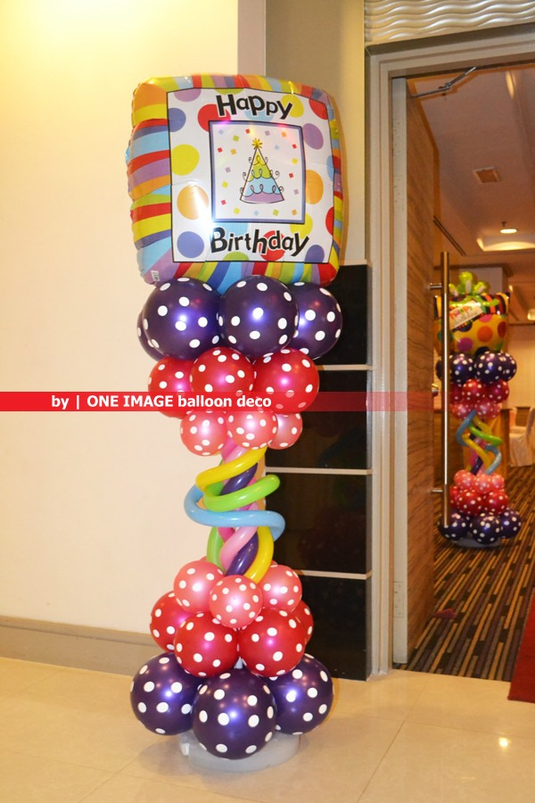 Balloon Theme Decoration